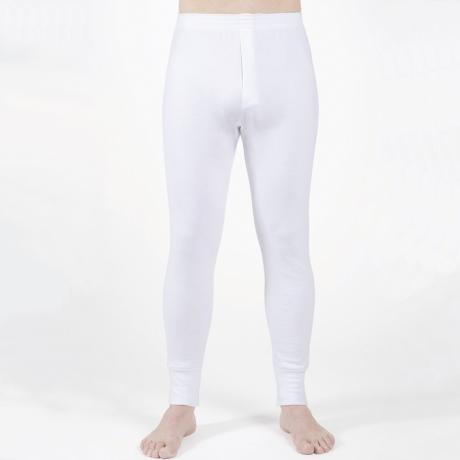 Caleçon Long Confort Blanc 00